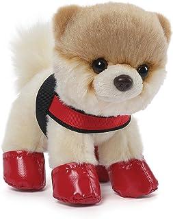 Enesco Gund - Plush Pequeñito Boo, con Botas de Lluvia y