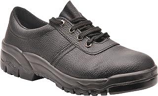 Portwest UFW14BKR0060 Regular Fit Steelite Protector Boot, Size 60, Black