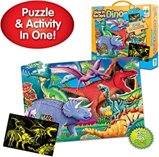 Puzzle Doubles: Glow in The Dark
