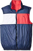 Tommy Jeans Hombre Reverse Chaqueta Sin mangas