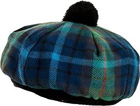 Tammy Hat Tam O' Shanter New York City Tartan Lambswool
