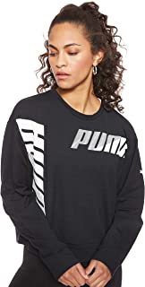 PUMA Womens MODERN SPORT Crew Sweat