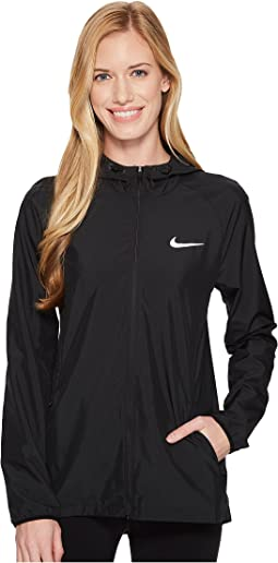Nike - Essential Hooded Full-Zip Running Jacket
