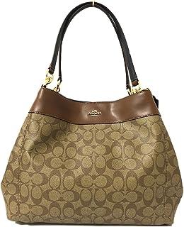 COACH Lexy Shoulder Bag in Signature