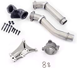 GXP Up Pipe Kit with Non-EBP Turbo Pedestal & Exhaust Housing Compatible with 1994-1997 Ford 7.3L Powerstroke Diesel