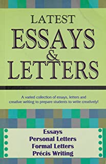 LATEST- ESSAYS & LETTERS