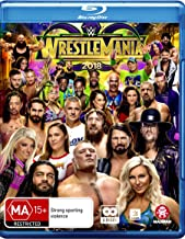 WWE: Wrestlemania 34 (Blu-ray)