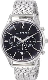 [ランカスターパリ]Lancaster Paris 腕時計 MLP003B/SS/NR MLP003B/SS/NR メンズ 【正規輸入品】