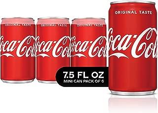 Coca-Cola, 7.5 fluid Ounces, 6 Pack