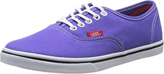 Vans Enterprises Womens Unisex-Adult Authentic Purple Size: 5.5 Women/4 Men