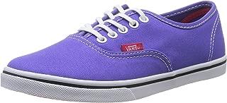 Vans Enterprises Womens Unisex-Adult Authentic Purple Size: 5.5 Women/4 Men