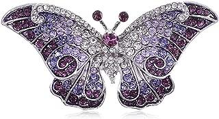 Best swarovski butterfly pin Reviews