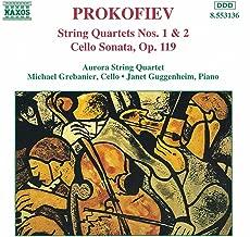prokofiev string quartet