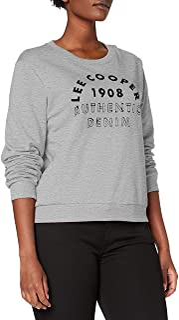 Lee Cooper Women's LC CREWNECK Sweatshirt
