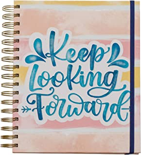 $22 » 2021 Keeping it Together Weekly Planner | Chic Women's Day Planner with Monthly Calendar – Schedule Your Business Day – Agenda with Premium Paper - 8.5 x 9, Colorful