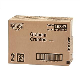 Keebler Plain Graham Cracker Crumbs, 10 Pound