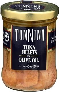 Tonnino Tuna Filet,Olive Oil 6.7 Oz (Pack Of 6)