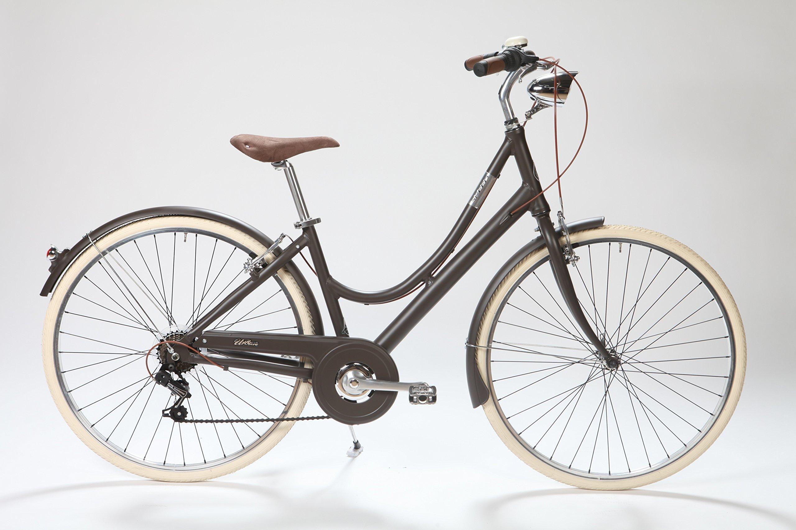 LA Urban Cafe Haiti: Bicicleta Paseo Mujer en Aluminio 21 ...