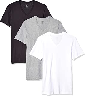 2(X) IST mens 3 Pack V-Neck Tee Base Layer