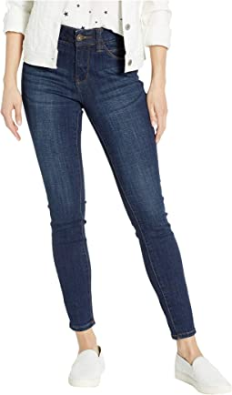 Petite Cecilia Skinny Jeans in Night Breeze