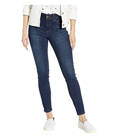 Jag Jeans Petite Cecilia Skinny Jeans in Night Breeze (Night Breeze) Women