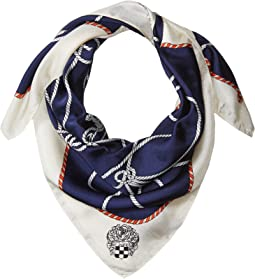 Nautical Knots Bandana Scarf