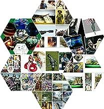Psychic Superheroes of America Starters Kit, seasons 1&2: Book 1 of Psychic Force Origins, Gemini Origins, Maelstrom, Electron, Second Sight, Telepath, & Glimpse AKA Mr Intuition