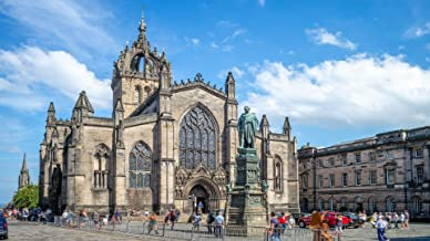 The Royal Mile: the highlights of Edinburgh