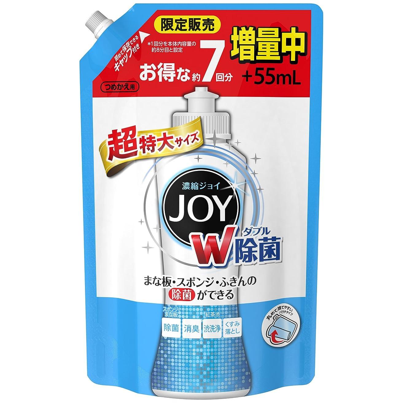 保全変換する確保する除菌ジョイ コンパクト 食器洗剤 詰め替え 超特大増量 1120 mL