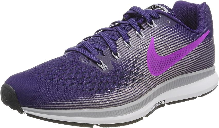 Nike Air Zoom Pegasus 34, Chaussures de FonctionneHommest Compétition Femme