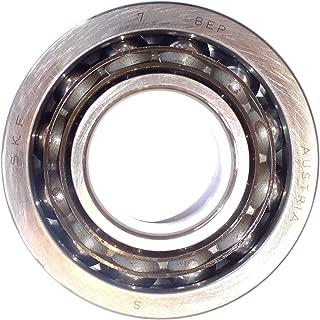 Flange bush EP22 bore 40mm outer diameter 44mm flange diameter 52mm length 16mm colour white