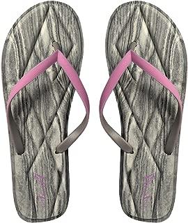 Womens Cozy Comfort Memory Foam Sandals Flats Flip Flops
