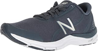 New Balance Women's 711v3 Cush + Cross Trainer, Dark Green, 10 B US