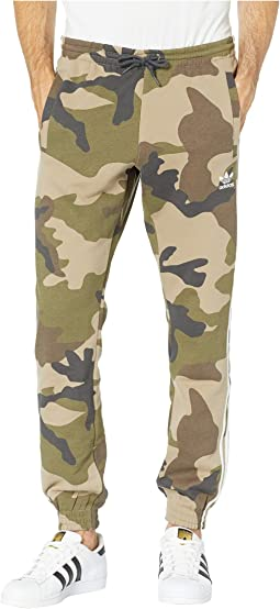 Camo Fleece Pants