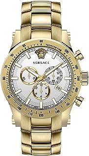 Versace VEV800619 Sporty Montre Hommes Chronographe