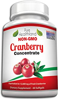 cranberry mannose ph