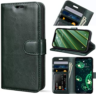 labato iPhone 11 Wallet Case, Leather iPhone 11 Case with Credit Card Holder Slot Magnetic ClosureShockproof Flip Stand C...