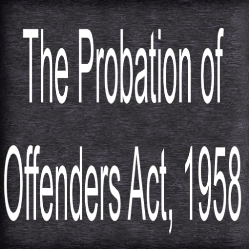Probation of Offenders Act