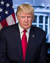 Donald Trump Photograph - Historical Artwork from 2016 - US President Portrait - (11