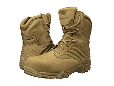 Bates Footwear GX-8 Composite Toe Waterproof (Coyote) Men