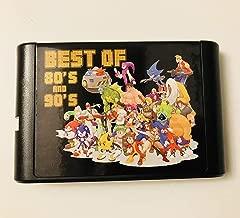 Newest 196 in 1 Sega Genesis Mega Drive 16 bit Multi Cart Cartridge