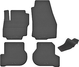 KO RUBBERMAT Gummimatten mit Tunnel geeignet zur Ford Grand C MAX (2010 2018) ideal angepasst 5 Teile EIN Set