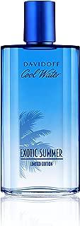 Cool Water Exotic Summer by Davidoff for Men - Eau de Toilette, 125 ml