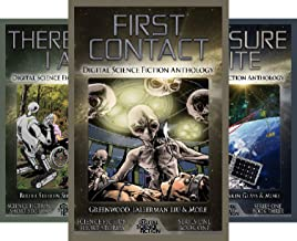 Digital Science Fiction Anthology Series One (4 Book Series)