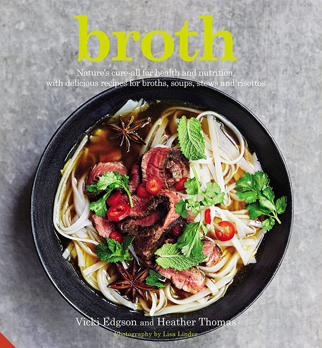 Broth (English Edition)