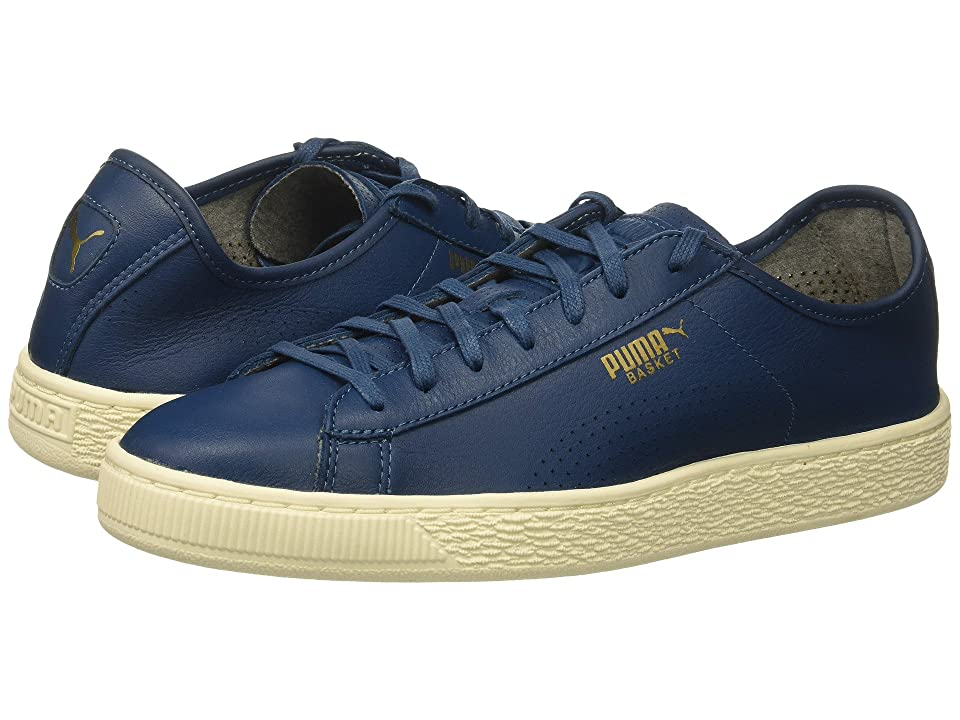 PUMA Basket Classic Soft (Sailor Blue) Men