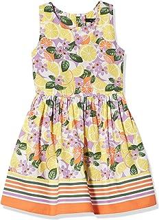 فستان بناتي بدون أكمام من نوتيكا