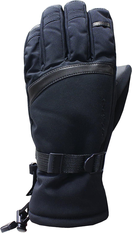 Seirus Innovation 1666 Mens Heatwave Plus Frame Cold Weather Winter Waterproof Gloves