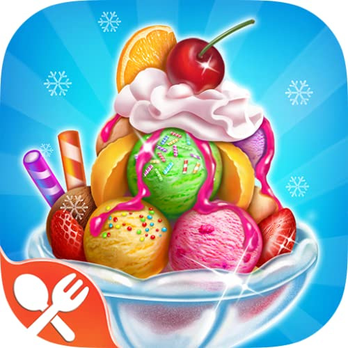 Sarah's Frozen Food Stand - Cool Summer Snack Maker
