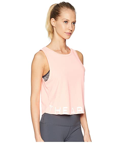 Cropped TheWarmUp Jessica Simpson Branded Tank Top 1BaOC8Bn